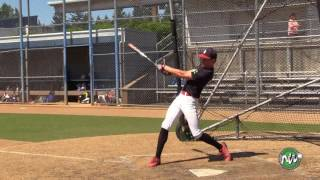 Braeden Munger - PEC - BP - Westview HS (OR) - July 5, 2017