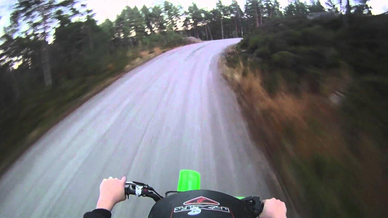 Kawasaki Kx 85 Top Speed Youtube