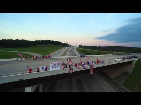 Chattanooga Strong - Volkswagen Bridge - 07/25/2015