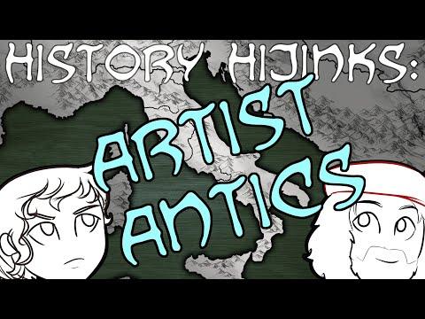 Renaissance Antics – History Hijinks
