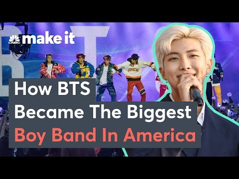 How BTS Won Over America