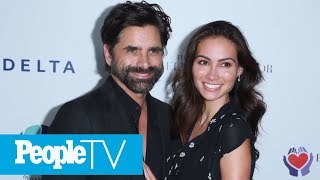 John Stamos Shares Exciting Baby News: 'I'll Be A Fun Dad' | PeopleTV