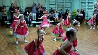 Стиляги репетиция март 2013