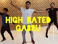 High Rated | Guru Randhawa |lyrical Bhangra | choreography by THE DANCE MAFIA