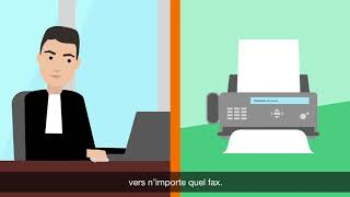 Option Fax mail : envoyez vos fax en illimité