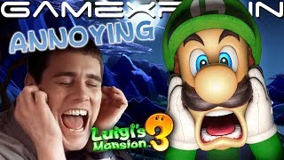 Luigi's Mansion 3's Low-Health Sound is SO ANNOYING