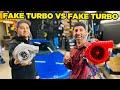 Fake Turbo Vs Fake Turbo