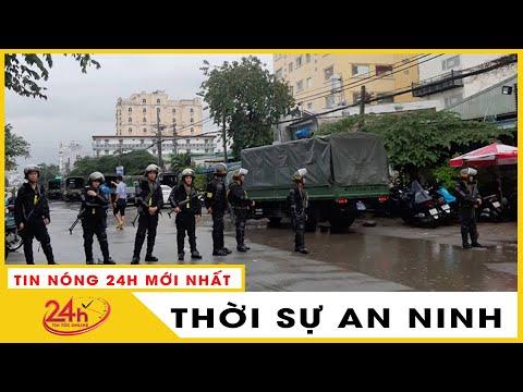 Toàn cảnh Tin Thời Sự Mới Nhất Tối 08/6/2021  Tin An Ninh Việt Nam Nóng Nhất Hôm Nay | TIN TỨC