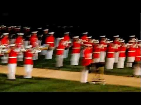 "U.S. Marine Drum & Bugle Corps ""Battle Hymn of the Republic"""