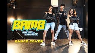 Bamb | Sukh-E | Badshah | Jaani | Dance Choreography | Mohit Jain's Dance Institute MJDi