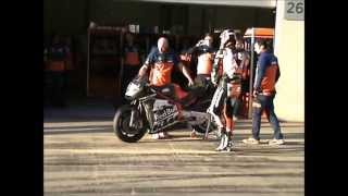 KTM RC16 Test Red Bull Ring Spielberg