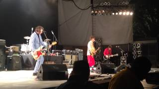The Replacements: Waitress in the Sky. 9/19/2014 Forest Hills, Queens, NYC