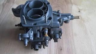 Регулируемый топливный жиклер ХХ карбюратора ОЗОН 2140-1107010(часть1)