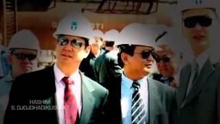 Prabowo Bukan Melarikan diri ke Yordania