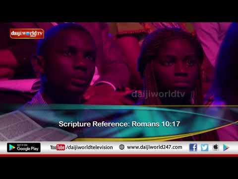 Higher Life in Christ│Episode 84│Daijiworld Television