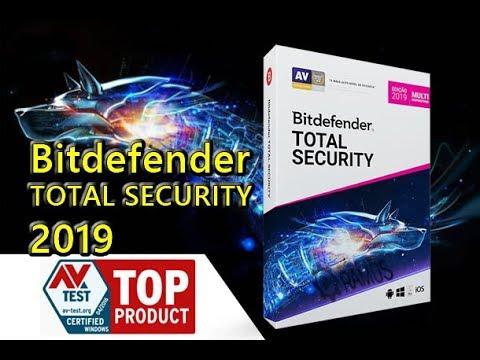 🚨 Proteção Completa Para Windows, MAC E Android - Bitdefender Total Security 2019 - 6 Meses Grátis