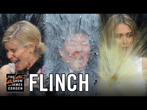 Flinch w Jessica Alba, Kate Mara & Ken Jeong