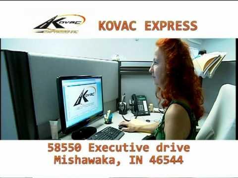 KOVAC EXPRESS INC