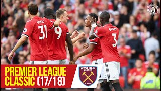 Relive united's opening day victory against west ham from 2017, with goals romelu lukaku, anthony martial and paul pogba.subscribe to manchester united ...
