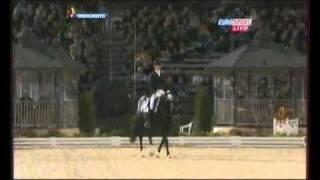 Edward Gal & MoorlandsTotilas Grand Prix Freestyle 91.800% WEG 2010 Kentucky