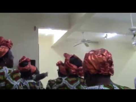 Gospel Choir Concert Footage - Montserrat Calabash Festival 2014