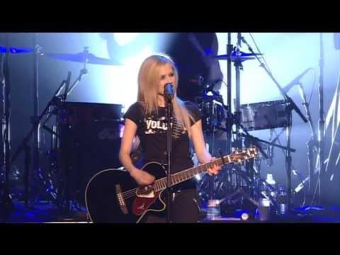 Avril Lavigne - Nobody's Home [Live at Budokan] [Japan] The Bonez Tour 2005 #HD