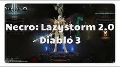 Diablo 3 - Totenbeschwörer: Der Lazystorm 2.0 Build (Season12)