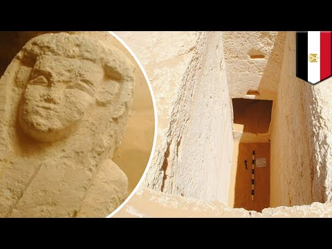 Egyptian tombs: Archaeologists discover three ancient Ptolemaic rock tombs in  Egypt - TomoNews