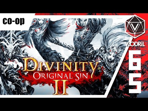 No more Lone Wolves - Let's Play Divinity Original Sin 2 Part 65 - Co-op - Indie Isometric RPG