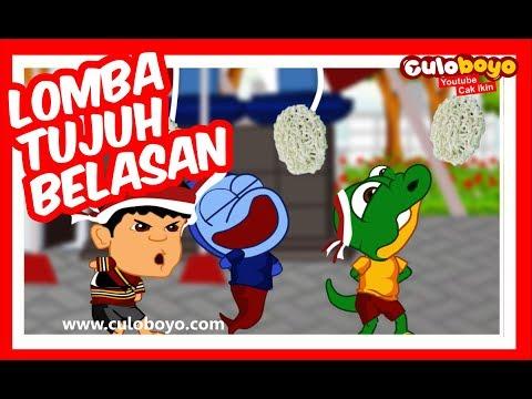 Culoboyo | Lomba Tujuh Belasan HUT Kemerdekaan Republik Indonesia