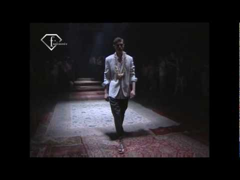fashiontv | FTV.com - KENZO MEN SHOW SS 09 PARIS