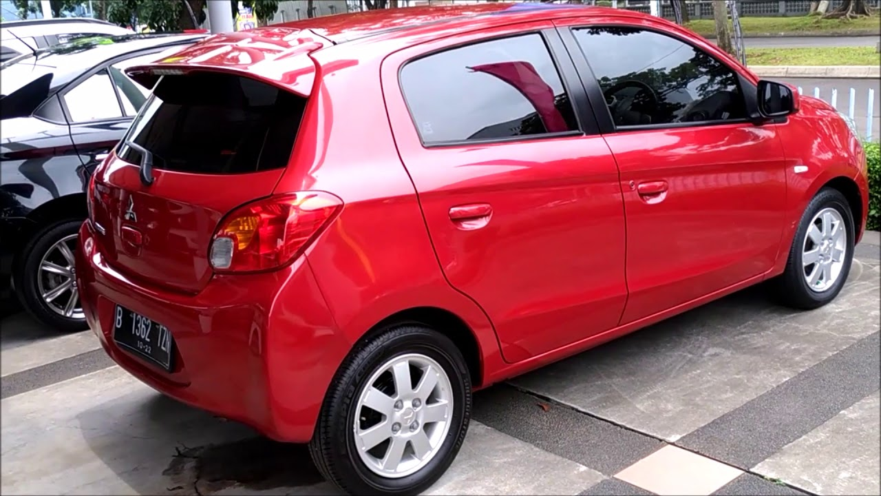 Review Mobil Bekas Mitsubishi Mirage Exceed At Th 2012 City Car Paling Sporty Youtube