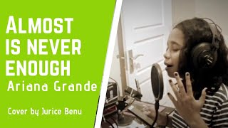 Almost is never enough / Ariana Grande (Cover) by @juricebenu