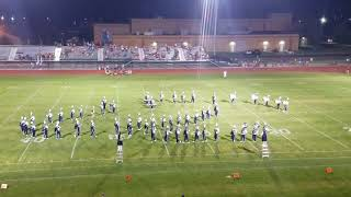 Archbold High School Marching Band Numbers Show