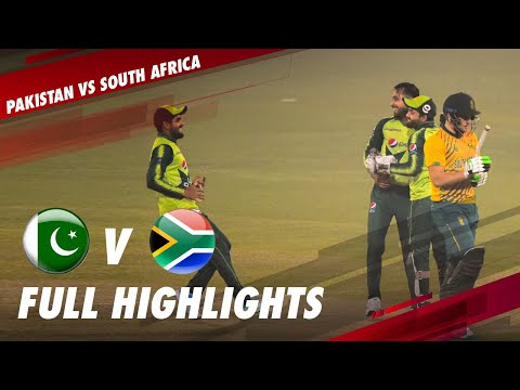 Full Highlights | Pakistan vs South Africa | 1st T20I 2021 | ME2T