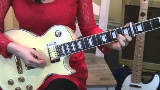 The Smiths-Bigmouth Strikes Again-Guitar Lesson