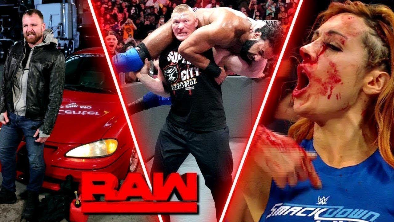 Download WWE SURVIVOR SERIES 2018 Highlights WWE Raw 12 November 2018 Highlights - WWE This Week