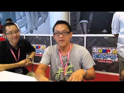 Gundam Gunpla Expo Malaysia 2013, Ikano, Gundam Hunt, P7, Gerryko Malaysia