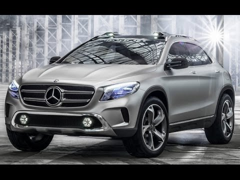 2016 Mercedes Benz GLA Class SUV Review YouTube