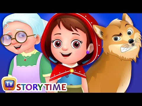 Little Red Riding Hood - ChuChu TV Fairy Tales and Bedtime Stories for Kids