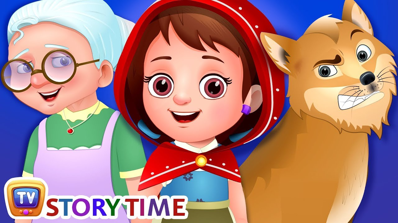 Download Little Red Riding Hood - ChuChu TV Fairy Tales and Bedtime Stories for Kids