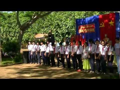 Hoc sinh giỏi IOE Cấp Huyện - Chu Văn An 2012