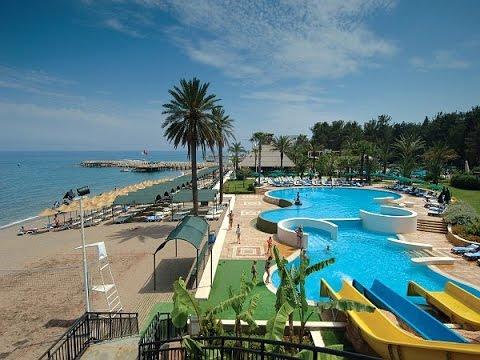 Amara Club Marine 5* Турция, Кемер - очень красивый отель Турции