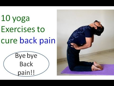 yoga for back pain cureyoga postures simple but