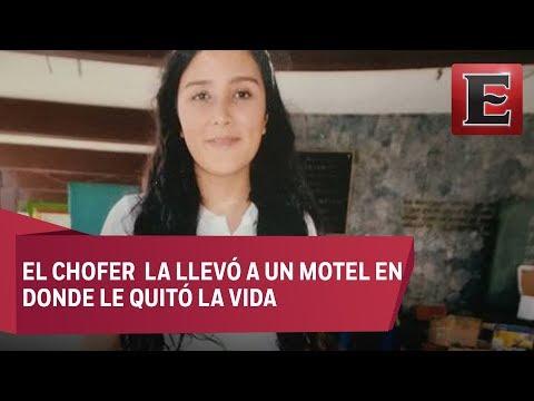 Chofer de Cabify asesinó a Mara Fernanda, joven desaparecida en Puebla