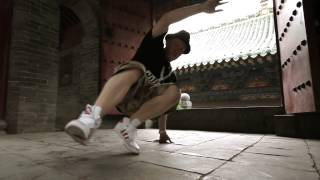 Shaolin Footwork Mastery - Crazy Legs (RSC) & Focus (FMC)