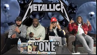 First Time Hearing Metallica - One (Official Music Video) | REACTION/REVIEW
