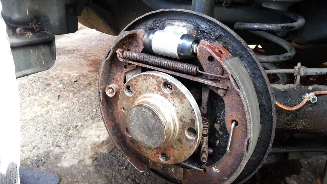 skoda brakes diagram how to replace a    brake    cylinder youtube  how to replace a    brake    cylinder youtube