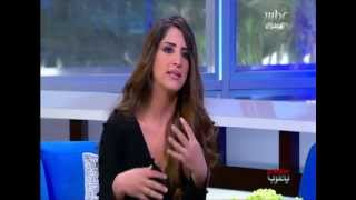 Aiisha on MBC - Sabah Alkhair Ya Arab - صباح الخير يا عرب مع عائشة رمضان