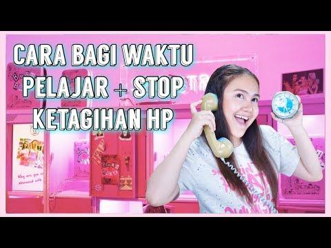 Tips AMPUH Bagi Waktu Pelajar & Basmi Ketagihan HP! - Peachy Liv